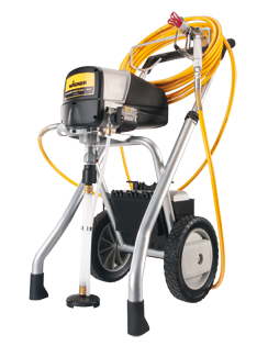 Wagner spray systems online shop wagner paint spraying tools for Hplv paint sprayer