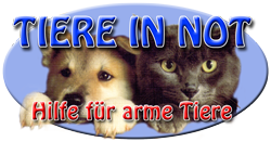 tiere in not